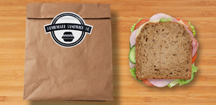 Sandwich Labels | www.stickersinternational.co.uk